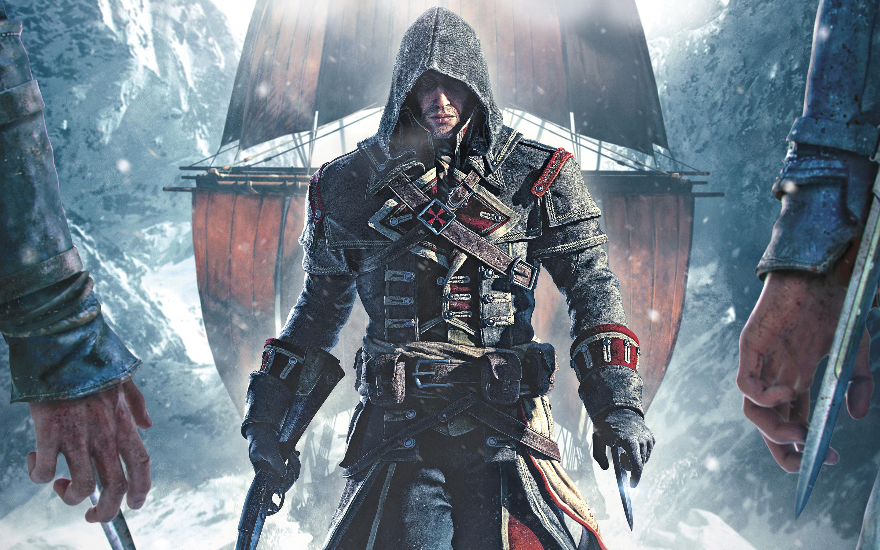 All Games Delta Assassin S Creed Rogue Hd Rated For Ps4 And Xbox